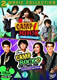 Camp Rock 1 & 2 [DVD]