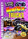 Lots and Lots of Monster Trucks DVD Vol. 1