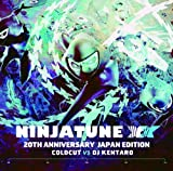 NINJA TUNE XX 20th Anniversary JAPAN EDITION - COLDCUT vs DJ KENTARO - [解説付日本限定盤 / 2CD] (BRC277)