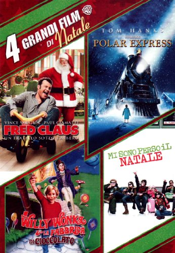 4 grandi film di Natale [4 DVDs] [IT Import]