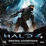 HALO 4 [Soundtrack] / Original Soundtrack (by Neil Davidge) (CD - 2012)