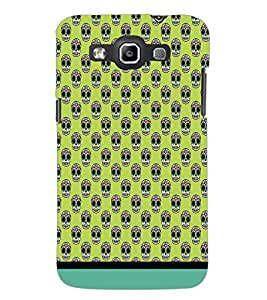 PrintDhaba Pattern D-1632 Back Case Cover for SAMSUNG GALAXY WIN i8552 (Multi-Coloured)