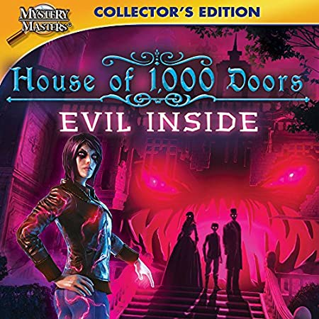 Viva Media Mystery Masters House of 1000 Doors: Evil Inside CE