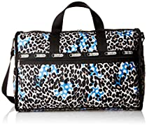 LeSportsac Large Weekender Bag, Animal Dots, One Size