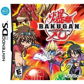 Bakugan Video Game