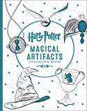 Harry Potter Magical Artifacts Coloring Book...