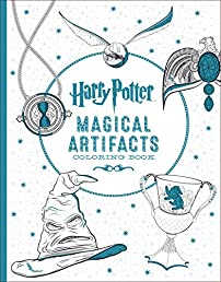 Harry Potter Magical Artifacts Coloring Book