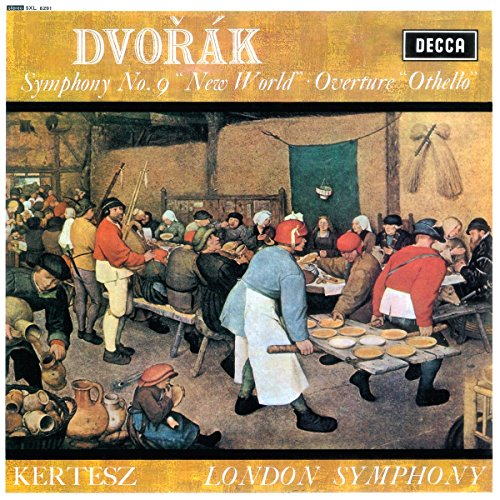 Dvorak: Symphony No.9 In E Minor, Op.95 [LP][From The New World] (Dvorak Symphonies Kertesz compare prices)