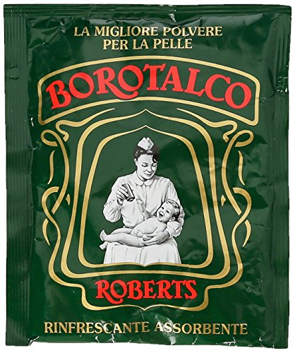 Roberts Borotalco Powder Bag/Refill 100 grams - 1