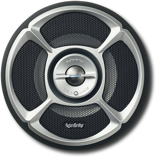 Infinity Reference 4022i 4-Inch Two-Way Loudspeaker (Silver/Black)