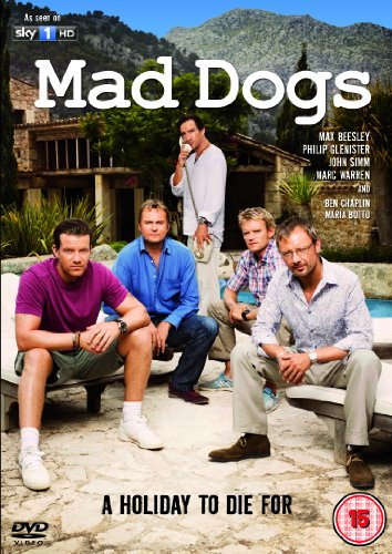Mad Dogs - Series 1 [DVD]