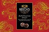 Beech's Dark Chocolate Ginger 200 g