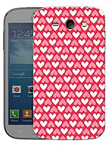 """Humor Gang Solid Hearts Inverted Printed Designer Mobile Back Cover For """"Samsung Galaxy j1"""" (3D, Matte, Premium Quality Snap On Case)"""
