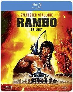 Rambo Trilogy (Steelbok) [Blu-ray]