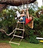 Sturdy Indoor/Outdoor Rope Ladder