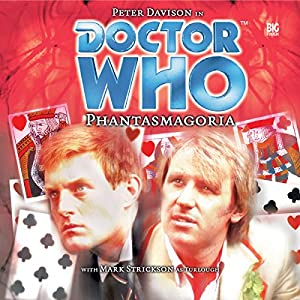 Doctor Who - Phantasmagoria Audiobook