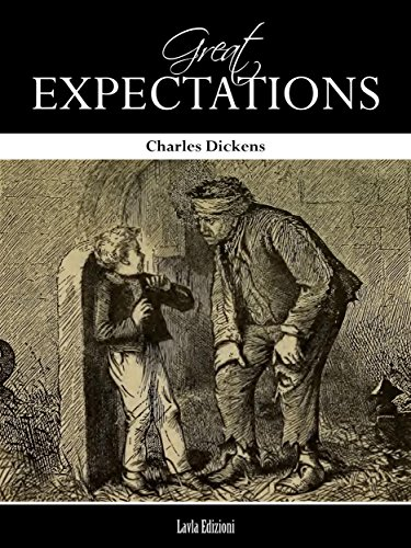 ebook: Great Expectations (B01FJORD3I)
