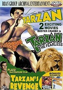 Tarzan the Fearless/Tarzan's Revenge
