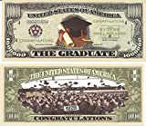 Graduation $Million Dollar$ Novelty Bill Collectible