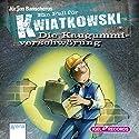 Die Kaugummiverschwörung (Ein Fall für Kwiatkowski) Hörbuch von Jürgen Banscherus Gesprochen von: Max Herbrechter, Tanja Kuntze