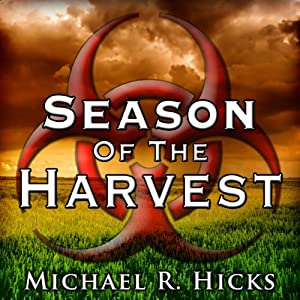 Season of the Harvest Audiobook