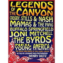 Legends of the Canyon [Blu-ray]