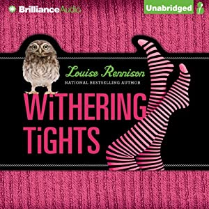 Withering Tights: The Misadventures of Tallulah Casey | [Louise Rennison]