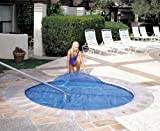 Floating Solar Spa and Hot Tub Cover 6 ft. x 6 ft.