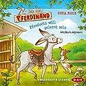 Der Esel Pferdinand: Pferdsein will gelernt sein Hörbuch von Kolb Suza Gesprochen von: Boris Aljinovic
