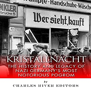 Kristallnacht Audiobook