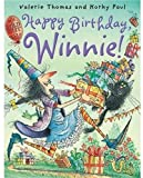 Valerie Thomas Happy Birthday, Winnie! (Winnie the Witch)