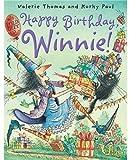 Happy Birthday, Winnie! (Winnie the Witch) Valerie Thomas
