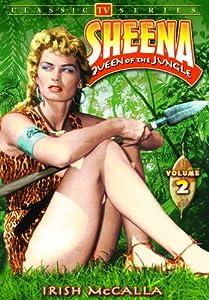 Sheena Queen Of The Jungle - Volume 2