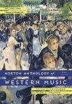 The Norton Anthology of Western Music...