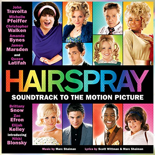 Vinilo : Soundtrack - Hairspray: Soundtrack To The Motion Picture (Gatefold LP Jacket, 2 Disc)
