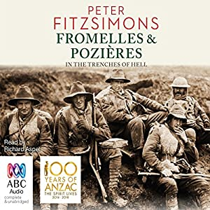 Fromelles and Pozières Audiobook