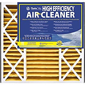 HIGH QUALITY FLANDERS HIGH EFFICIENCY AIR CLEANER FILTER 3 PACK
