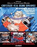 Larry Shepard How to Rebuild & Modify Chrysler 426 Hemi Engines