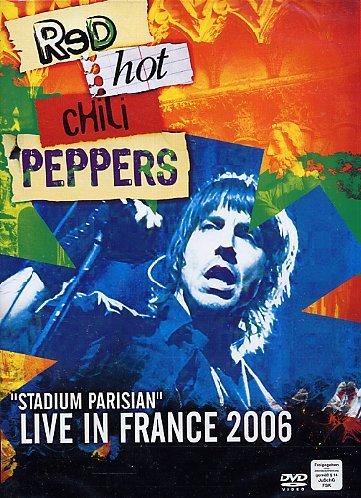 Red Hot Chili Pepper - Stadium Paris - Dvd