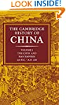 The Cambridge History of China: Volum...