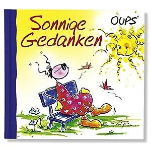 Oups Minibuch: Sonnige Gedanken