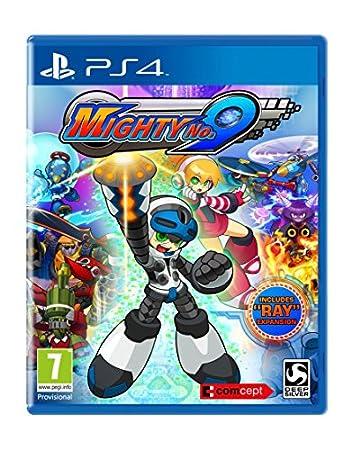 Mighty No 9 (PS4)