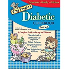 Busy People's Diabetic Cookbook (Busy People's Cookbooks)