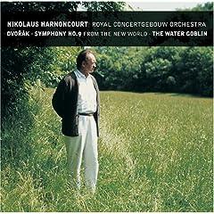アーノンクール指揮/ロイヤル・コンセルトヘボウ ドヴォルジャーク:交響曲第9番の商品写真