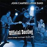 echange, troc CAMPBELLJOHN, JOHN - Official Bootleg - Live From Blues Garage Hannover