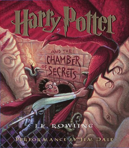 Title: Harry Potter and the Chamber of Secrets (Book 2)