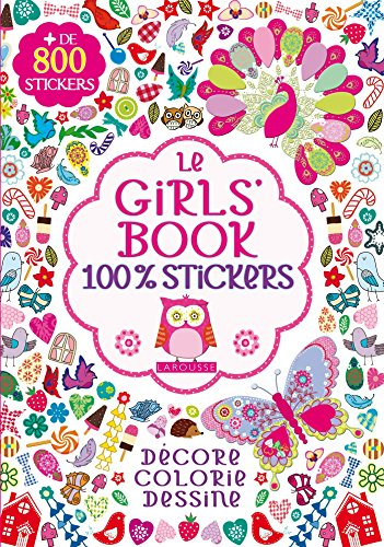 le-girls-book-100-stickers