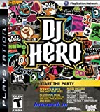 DJ Hero - Game Only (PS3)