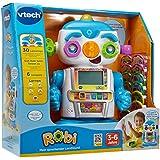 VTech 80-135004 - Robi-Mein sprechender Lernfreund