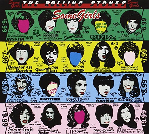 Original album cover of Some Girls: Deluxe Edition by Rolling Stones